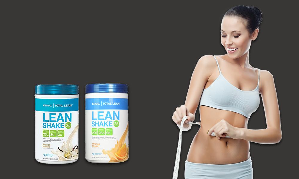 GNC Lean Shakes