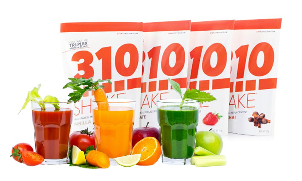 Promote Healthy Weight Loss With 310 Shake Balanced