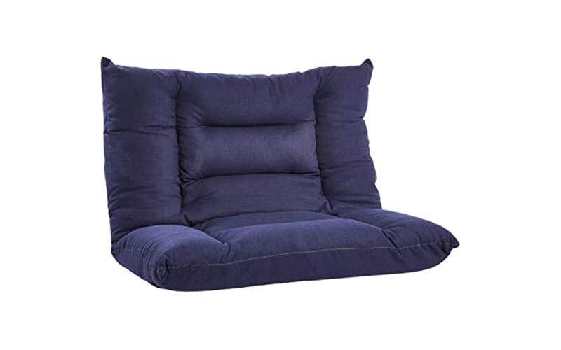Amazonbasics Adjustable Foam Floor Sofa